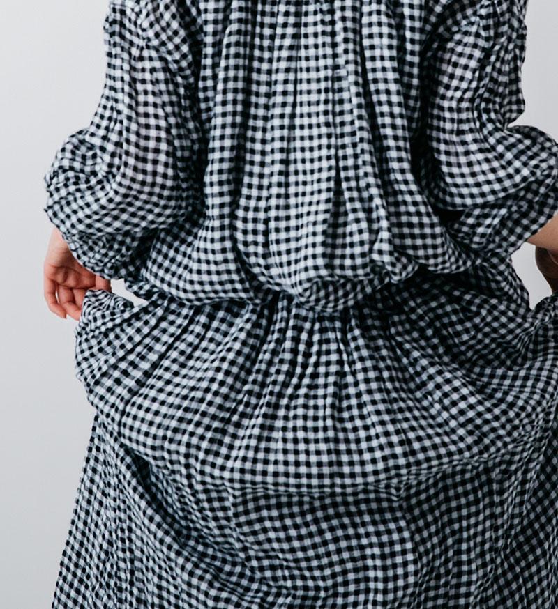 ST-091 シャーリングスカート