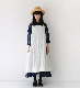 ※Special Edition※<br>LTD-005 Cotton Linen Broad Camisole (Long)