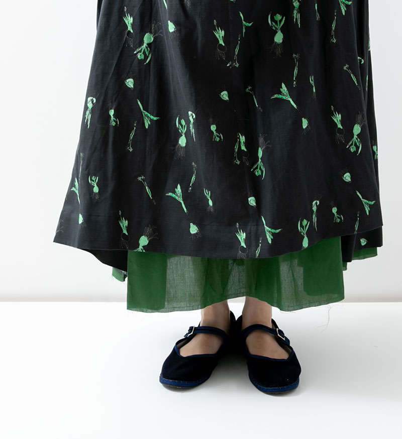 VC-2322A(花) スカート