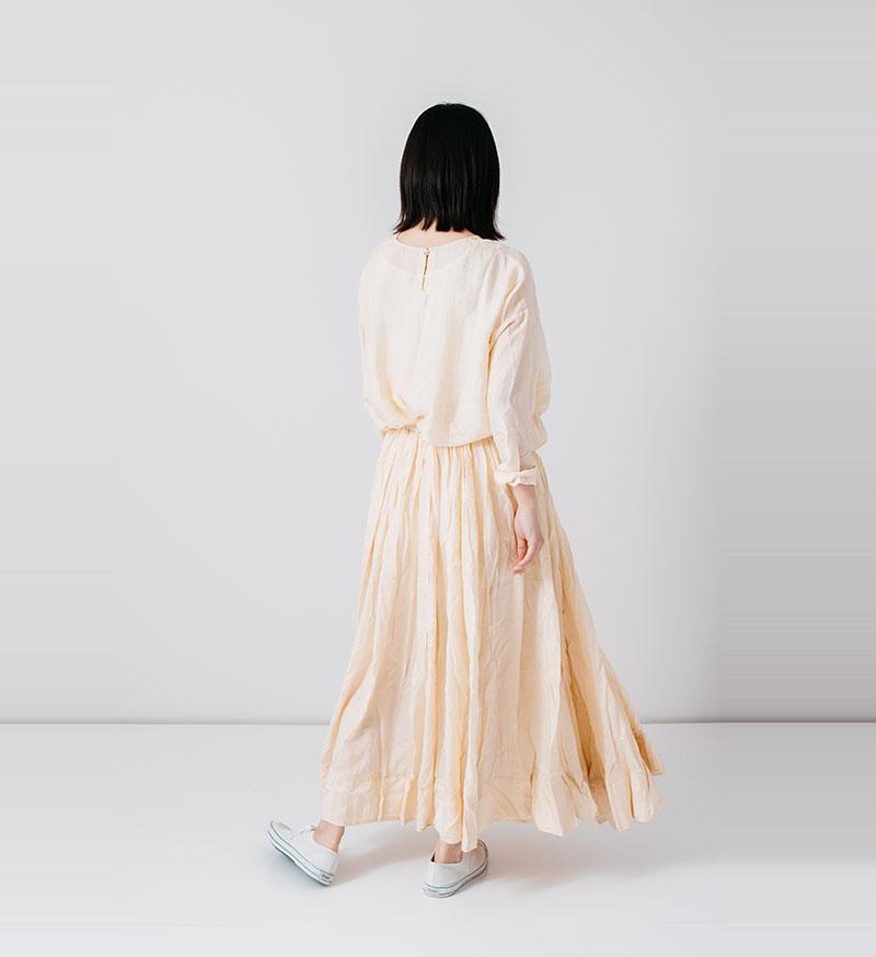 FC-033 シルクエイトユーススカート
