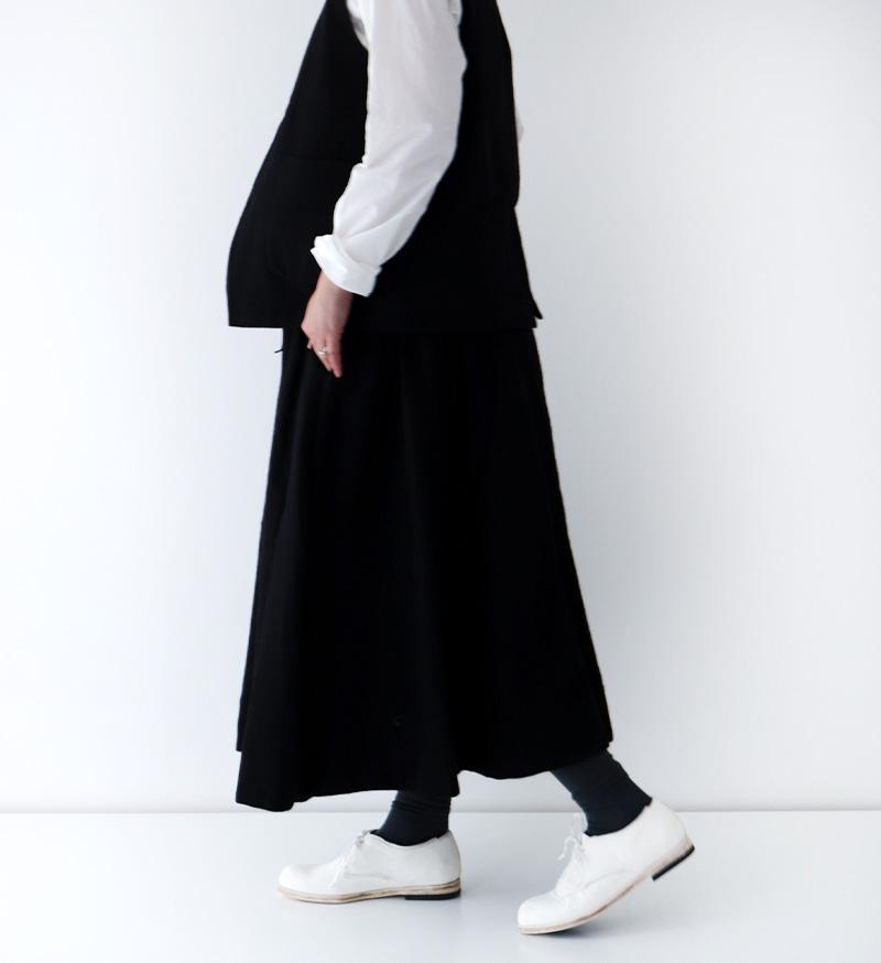 ST-111CW ギャザースカート