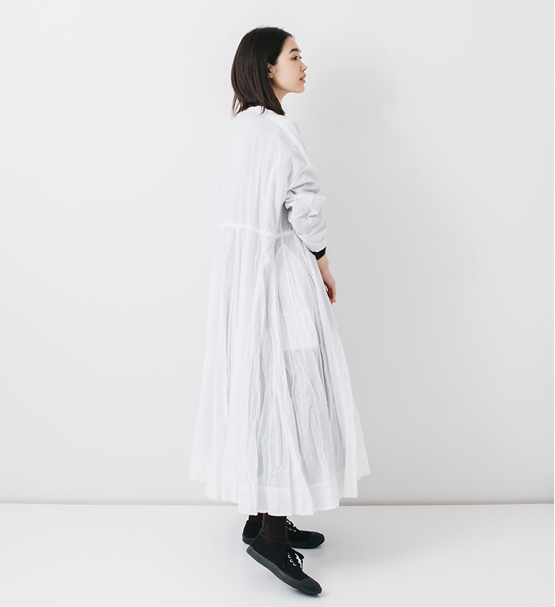 FC-025 切替プリーツワンピース