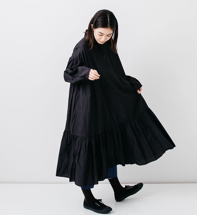 FC-029 フリル衿ワンピース