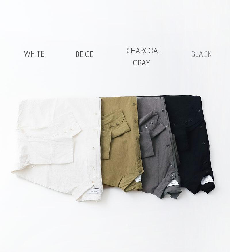 ST-106 ロングシャツ
