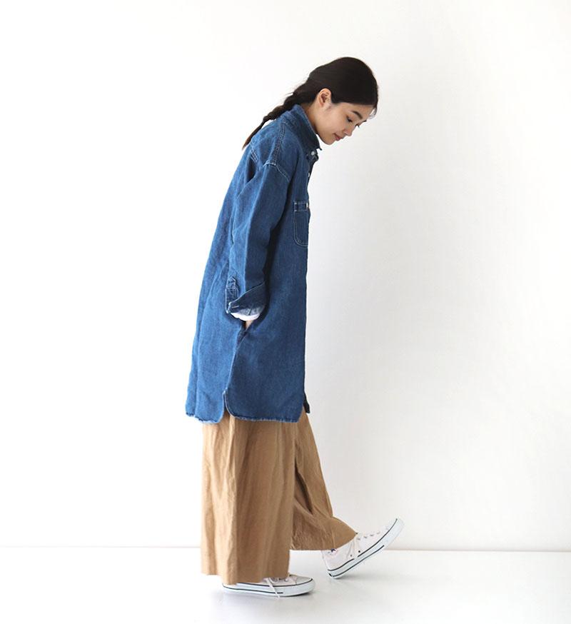 ST-020 デニムシャツ