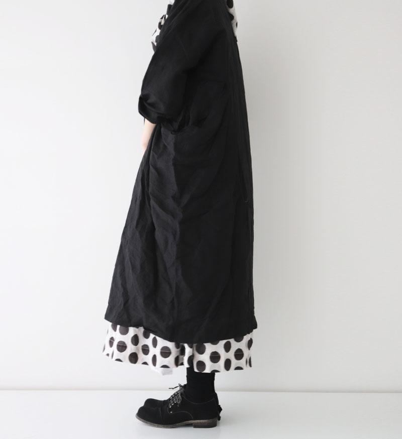 FC-005 Khadi Linen Coat