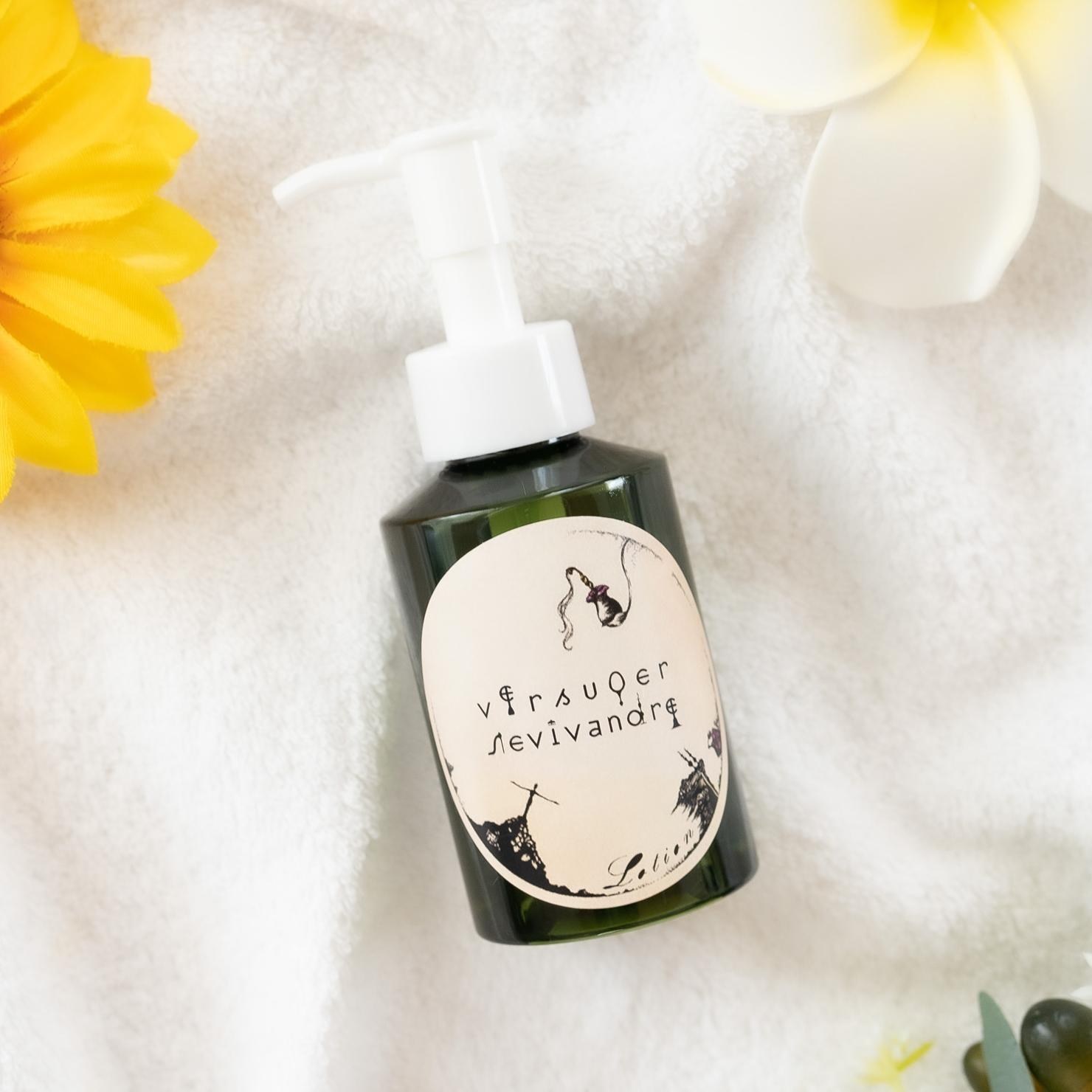 【ローズ ローション】野生植物エキス99.7%配合!圧倒的な保湿とローズの香り!保湿化粧水/100mlと180ml