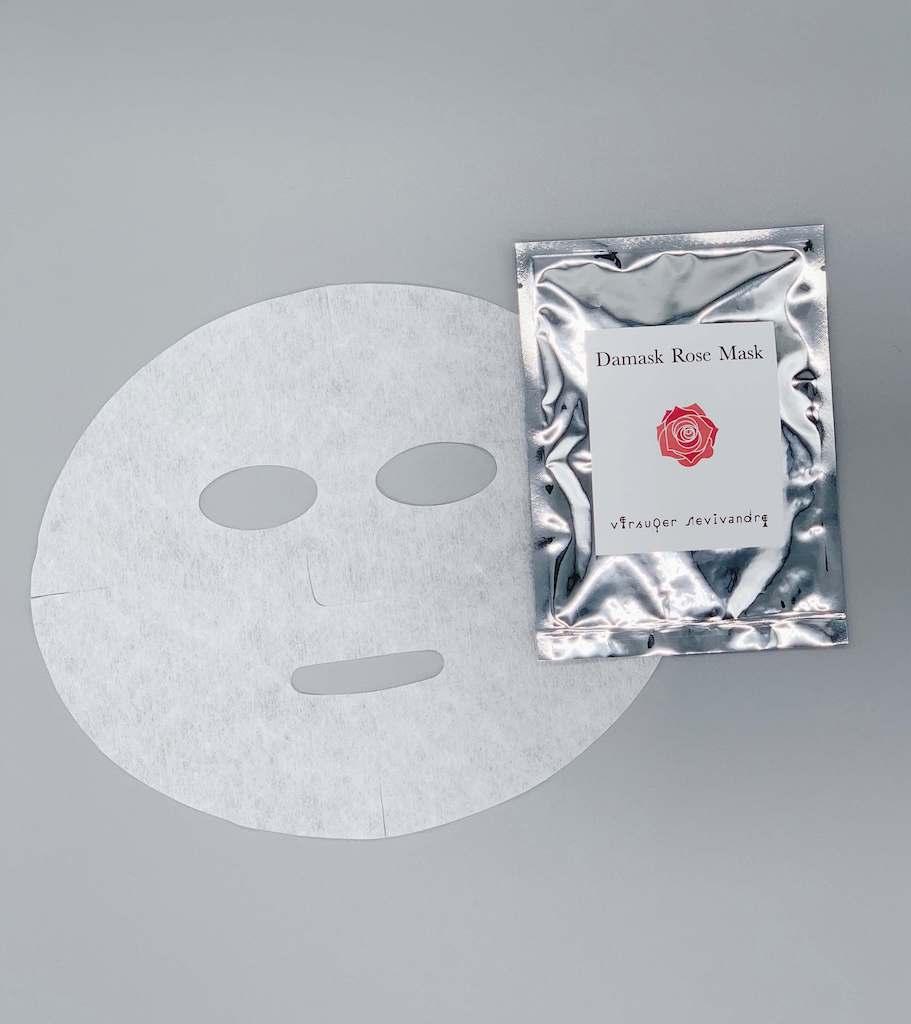 【ローズマスク】世界一希少なダマスクローズ95%以上配合。極上の、おうち美容。