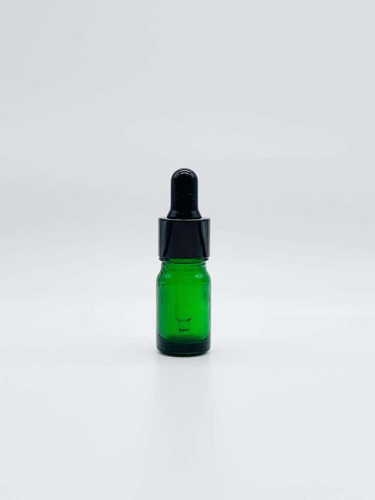 【ダマスクローズの香水・女性用】野生ローズオットー使用、エッセンシャルオイル100%で調香(5mL)