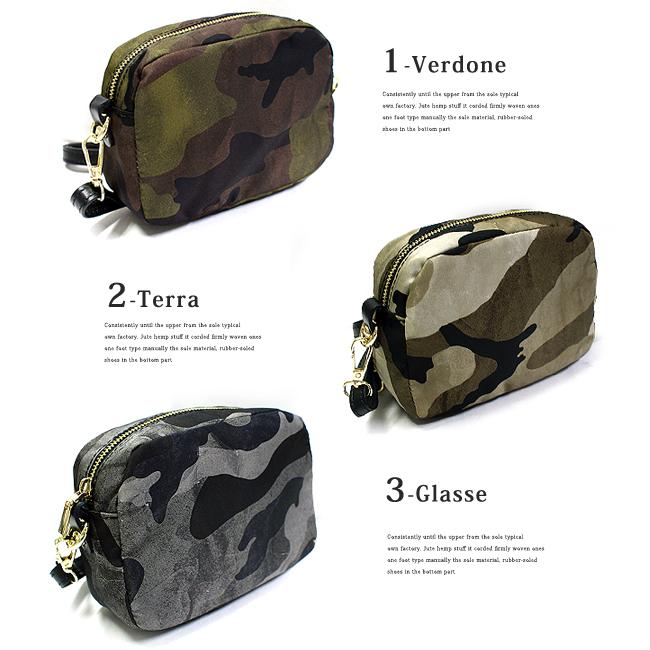 【LAURA DI MAGGIO】ローラディマジオ #703-nylonミニショルダーバッグ