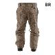 BB7 CHECK CARGO PANTS