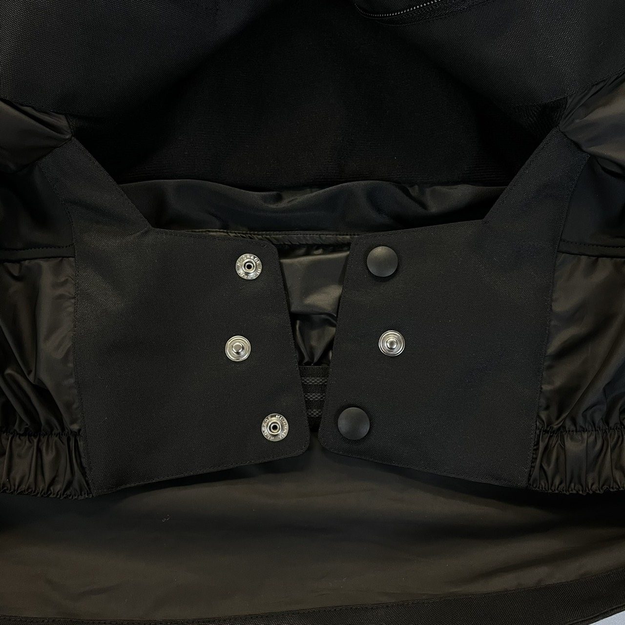 STAND COLLAR ATHRE JACKET