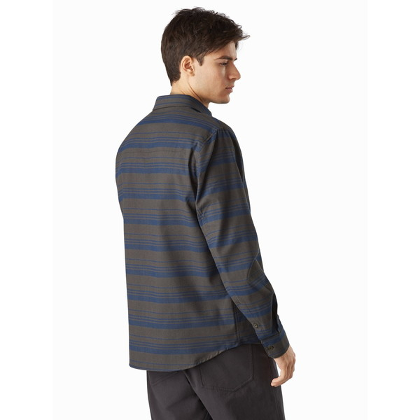【30%OFFセール】 ARC'TERYX アークテリクス Mainstay Shirt LS Men's Dracaena/C