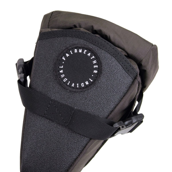 FAIRWEATHER フェアウェザー seat bag mini brown