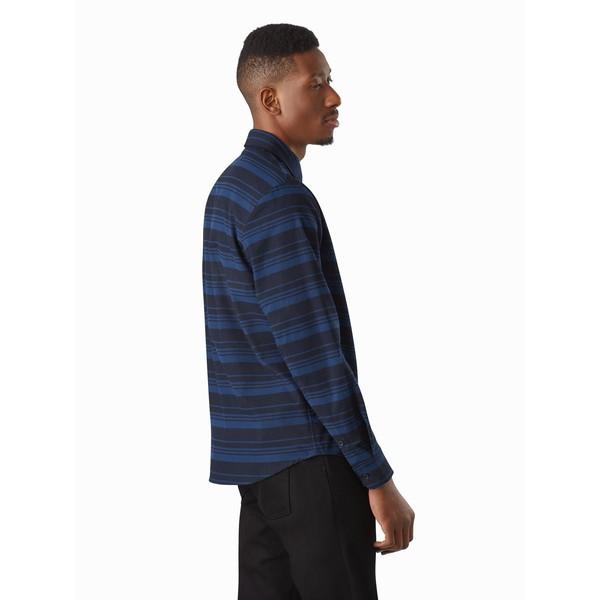 ARC'TERYX アークテリクス Mainstay Shirt LS Men's Microcosm