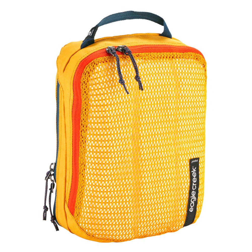 EagleCreek イーグルクリーク pack-it ReveaL Clean/Dirty Cube S Sahara Yellow