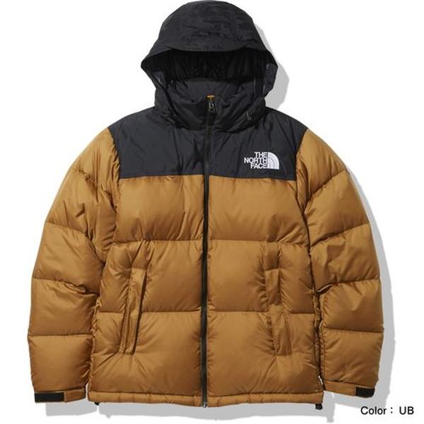 THE NORTH FACE ノースフェイス Nuptse Jacket ユーティリティブラウン (UB)