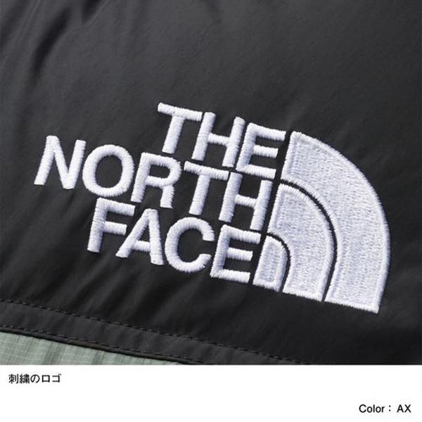 THE NORTH FACE ノースフェイス Novelty Nuptse Jacket ローレルリースグリーンエクスプローラーカモ (AX)