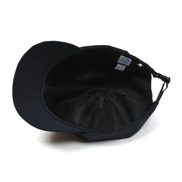【30%OFFセール】 halo commodity ハローコモディティ Cervice Cap Navy Sサイズ