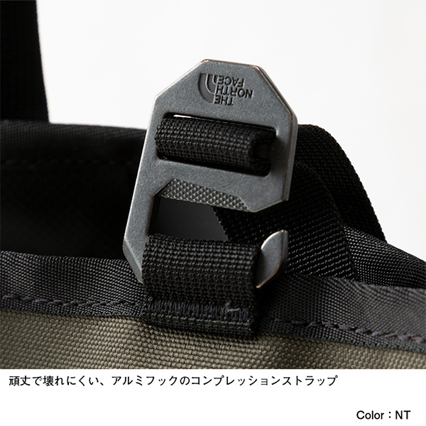 THE NORTH FACE ノースフェイス Fieludens Log Carrier ニュートープグリーン (NT)