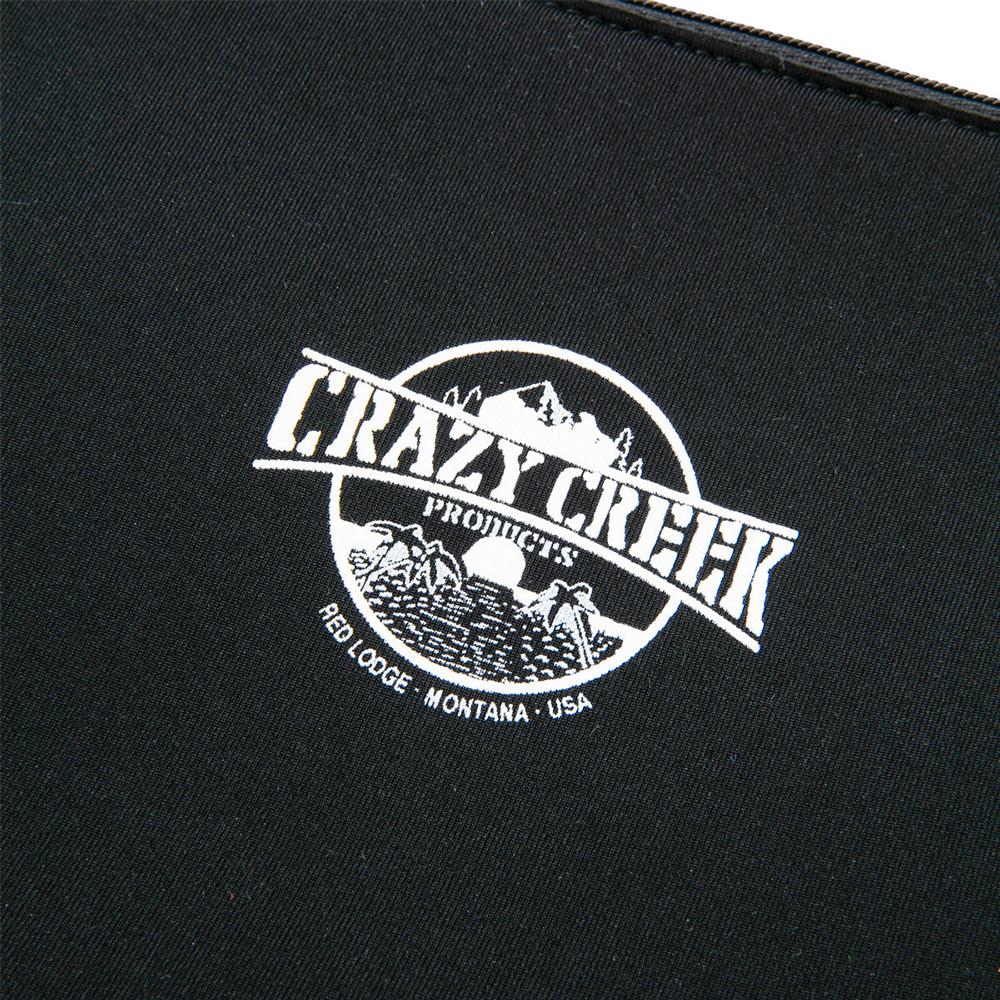 Crazy Creek クレイジークリーク ネオプレーン ポーチ BK ブラック