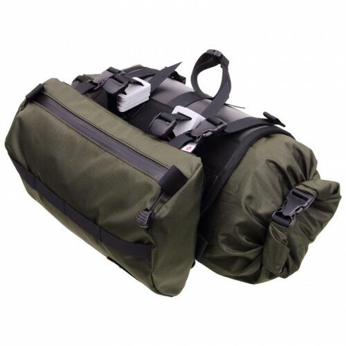FAIRWEATHER フェアウェザー SAH harness bag olive