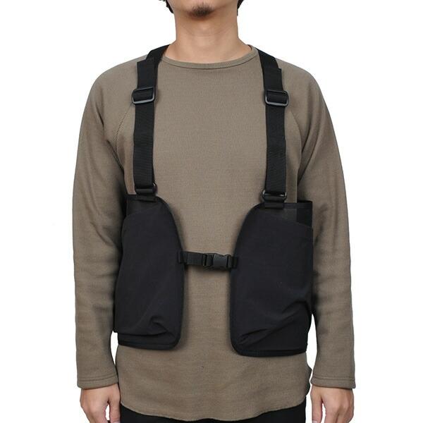 【30%OFFセール】 halo commodity ハローコモディティ Bay Stock Vest Black