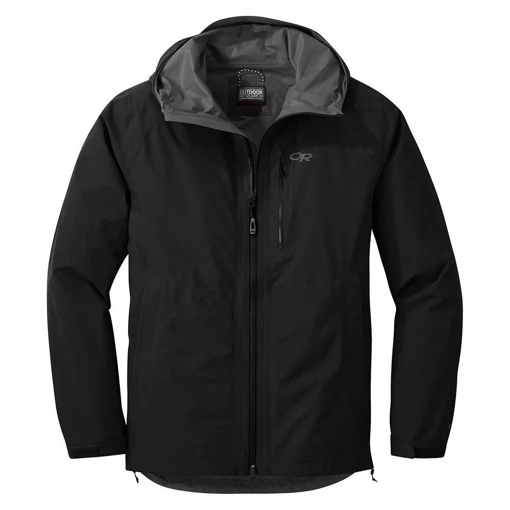 OUTDOOR RESEARCH アウトドアリサーチ M's Foray Jacket black