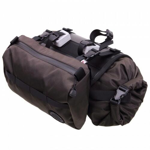 FAIRWEATHER フェアウェザー SAH harness bag brown