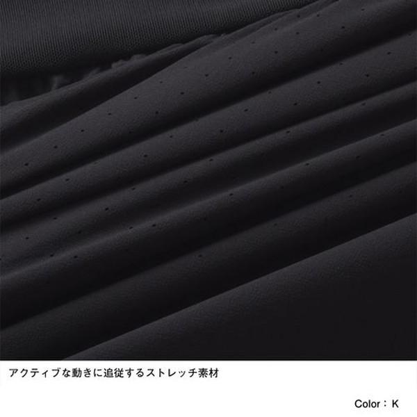 THE NORTH FACE ノースフェイス Flyweight Speed Very Short ブラック (K)