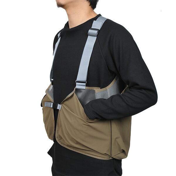 【30%OFFセール】 halo commodity ハローコモディティ Bay Stock Vest Khaki