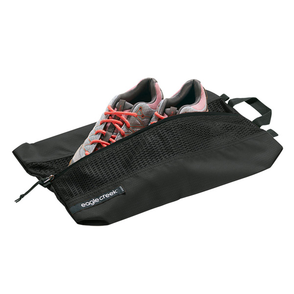 EagleCreek イーグルクリーク pack-it ReveaL Shoe Sac Black