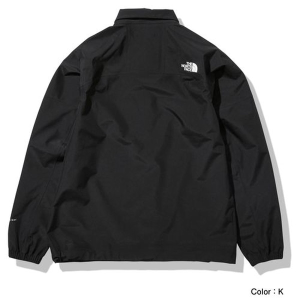 THE NORTH FACE ノースフェイス FL Coach Jacket ブラック(K)