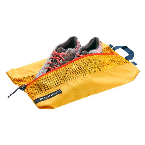 EagleCreek イーグルクリーク pack-it ReveaL Shoe Sac Sahara Yellow