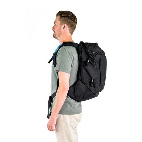 【40%OFFセール】 EVERGOODS エバーグッズ Mountain Panel Loader 30L Standard Grey