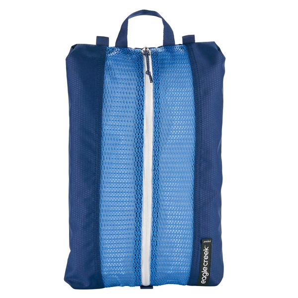 EagleCreek イーグルクリーク pack-it ReveaL Shoe Sac Az Blue/Grey