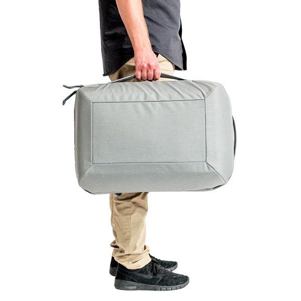 【40%OFFセール】 EVERGOODS エバーグッズ Civic Transit Bag 40L Standard Grey