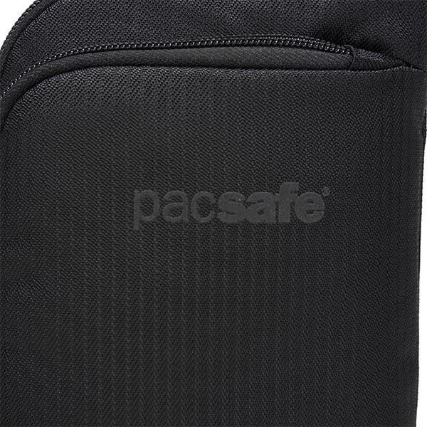 PacSafe パックセーフ Day Safetic Crossbody ECONYL Black