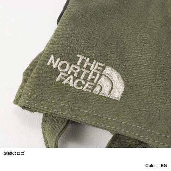 THE NORTH FACE ノースフェイス Fieludens Firefly Glove イングリッシュグリーン (EG)