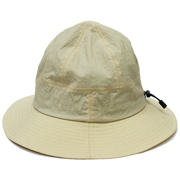 【30%OFFセール】 halo commodity ハローコモディティ Salt Path Hat L.Beige