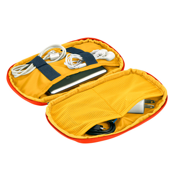 EagleCreek イーグルクリーク pack-it ReveaL E-Tools Organizer Mini Sahara Yellow