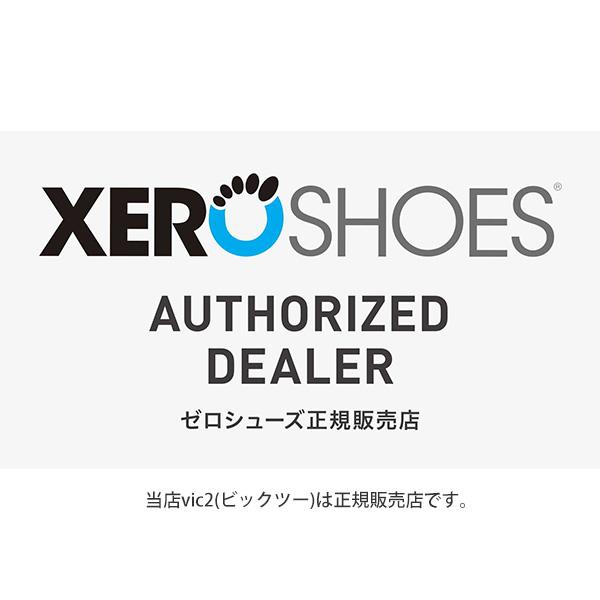 Xero Shoes ゼロシューズ ジェネシス ブラック