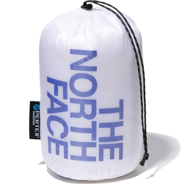 THE NORTH FACE ノースフェイス Pertex Stuff Bag 3L ホワイト×ブルー (WB)
