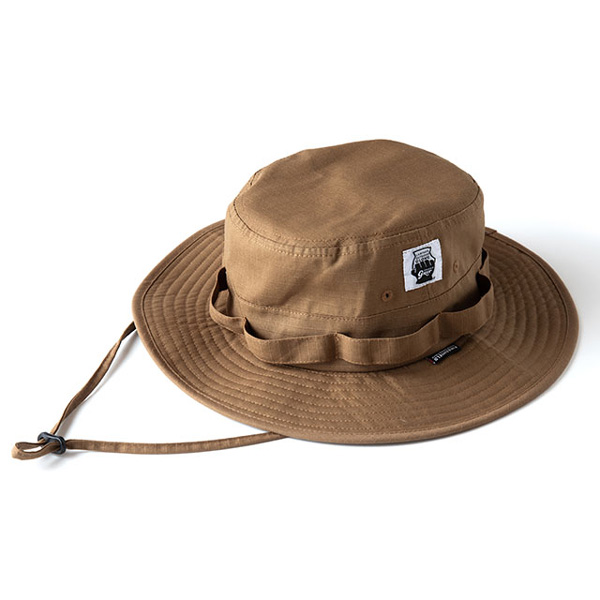Grip Swany グリップスワニー FP Camp Hat Coyote GSA-38
