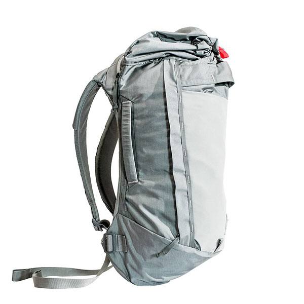 EVERGOODS エバーグッズ Mountain Quick Draw 24L Standard Grey