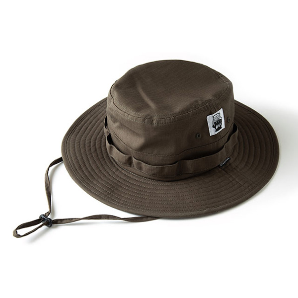 Grip Swany グリップスワニー FP Camp Hat Olive GSA-38