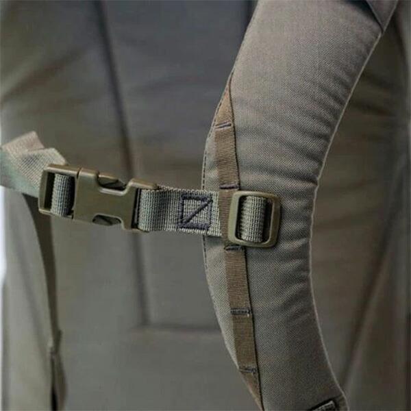 EVERGOODS エバーグッズ Civic Half Zip 22L Dark Khaki CHZ22