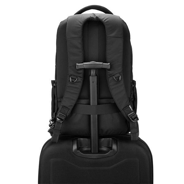 PacSafe パックセーフ Metro Safe Backpack 25L Black