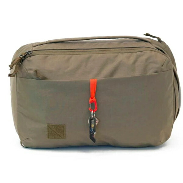 EVERGOODS エバーグッズ Civic Panel Loader 24L Dark Khaki