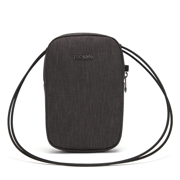 PacSafe パックセーフ RFID Crossbody Bag Carbon